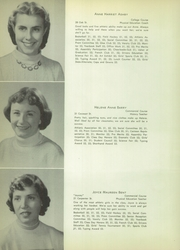 Page 14, 1953 Edition, Foxboro High School - Red Fox Yearbook (Foxboro, MA) online yearbook collection