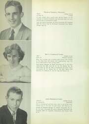 Page 16, 1953 Edition, Foxboro High School - Red Fox Yearbook (Foxboro, MA) online yearbook collection