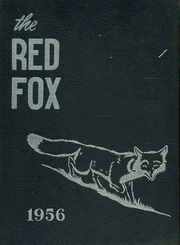 1956 Edition, Foxboro High School - Red Fox Yearbook (Foxboro, MA)
