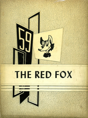 1959 Edition, Foxboro High School - Red Fox Yearbook (Foxboro, MA)