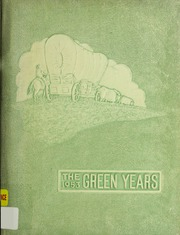 Page 1, 1953 Edition, Westwood High School - Green Years Yearbook (Westwood, MA) online yearbook collection