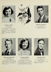Page 15, 1953 Edition, Westwood High School - Green Years Yearbook (Westwood, MA) online yearbook collection