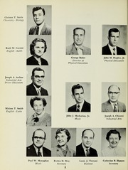 Page 10, 1957 Edition, Westwood High School - Green Years Yearbook (Westwood, MA) online yearbook collection