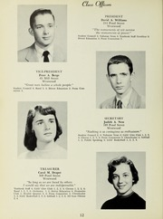 Page 14, 1957 Edition, Westwood High School - Green Years Yearbook (Westwood, MA) online yearbook collection