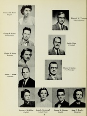 Page 8, 1957 Edition, Westwood High School - Green Years Yearbook (Westwood, MA) online yearbook collection