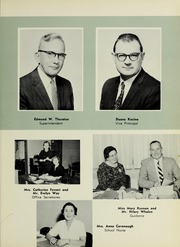 Page 13, 1961 Edition, Westwood High School - Green Years Yearbook (Westwood, MA) online yearbook collection