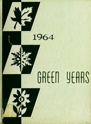 Page 1, 1964 Edition, Westwood High School - Green Years Yearbook (Westwood, MA) online yearbook collection