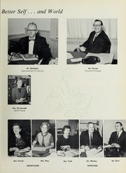 Page 15, 1964 Edition, Westwood High School - Green Years Yearbook (Westwood, MA) online yearbook collection