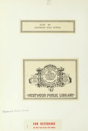 Page 4, 1964 Edition, Westwood High School - Green Years Yearbook (Westwood, MA) online yearbook collection