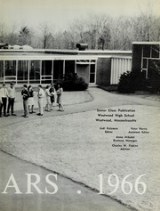 Page 15, 1966 Edition, Westwood High School - Green Years Yearbook (Westwood, MA) online yearbook collection