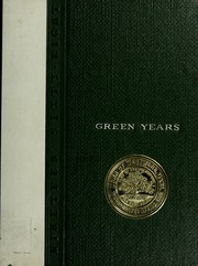 Page 1, 1968 Edition, Westwood High School - Green Years Yearbook (Westwood, MA) online yearbook collection