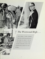 Page 17, 1968 Edition, Westwood High School - Green Years Yearbook (Westwood, MA) online yearbook collection