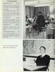 Page 8, 1968 Edition, Westwood High School - Green Years Yearbook (Westwood, MA) online yearbook collection