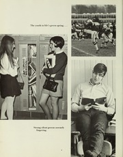 Page 10, 1970 Edition, Westwood High School - Green Years Yearbook (Westwood, MA) online yearbook collection