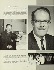 Page 14, 1970 Edition, Westwood High School - Green Years Yearbook (Westwood, MA) online yearbook collection