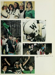 Page 11, 1984 Edition, Westwood High School - Green Years Yearbook (Westwood, MA) online yearbook collection