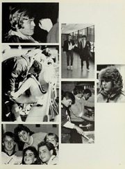 Page 17, 1984 Edition, Westwood High School - Green Years Yearbook (Westwood, MA) online yearbook collection