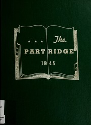 Page 1, 1945 Edition, Duxbury High School - Partridge Yearbook (Duxbury, MA) online yearbook collection