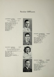 Page 16, 1945 Edition, Duxbury High School - Partridge Yearbook (Duxbury, MA) online yearbook collection