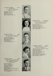 Page 17, 1945 Edition, Duxbury High School - Partridge Yearbook (Duxbury, MA) online yearbook collection