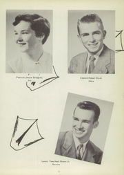 Page 17, 1952 Edition, Duxbury High School - Partridge Yearbook (Duxbury, MA) online yearbook collection