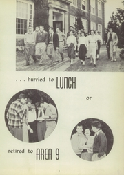 Page 7, 1952 Edition, Duxbury High School - Partridge Yearbook (Duxbury, MA) online yearbook collection