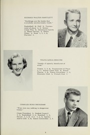 Page 17, 1956 Edition, Duxbury High School - Partridge Yearbook (Duxbury, MA) online yearbook collection