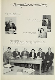 Page 9, 1956 Edition, Duxbury High School - Partridge Yearbook (Duxbury, MA) online yearbook collection