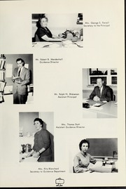 Page 11, 1963 Edition, Duxbury High School - Partridge Yearbook (Duxbury, MA) online yearbook collection