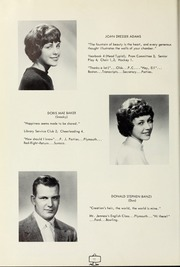 Page 16, 1963 Edition, Duxbury High School - Partridge Yearbook (Duxbury, MA) online yearbook collection