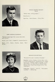 Page 17, 1963 Edition, Duxbury High School - Partridge Yearbook (Duxbury, MA) online yearbook collection