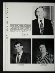 Page 8, 1987 Edition, Duxbury High School - Partridge Yearbook (Duxbury, MA) online yearbook collection