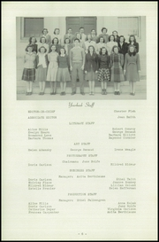 Page 10, 1943 Edition, Auburn High School - Cauldron Yearbook (Auburn, MA) online yearbook collection