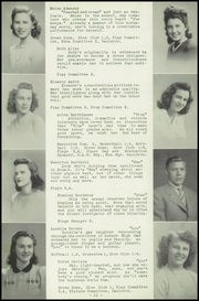 Page 15, 1943 Edition, Auburn High School - Cauldron Yearbook (Auburn, MA) online yearbook collection