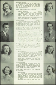 Page 16, 1943 Edition, Auburn High School - Cauldron Yearbook (Auburn, MA) online yearbook collection