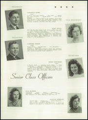 Page 10, 1944 Edition, Auburn High School - Cauldron Yearbook (Auburn, MA) online yearbook collection