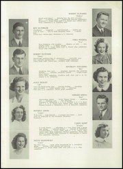 Page 13, 1944 Edition, Auburn High School - Cauldron Yearbook (Auburn, MA) online yearbook collection