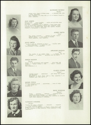 Page 15, 1944 Edition, Auburn High School - Cauldron Yearbook (Auburn, MA) online yearbook collection