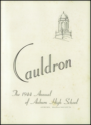 Page 5, 1944 Edition, Auburn High School - Cauldron Yearbook (Auburn, MA) online yearbook collection