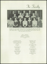 Page 8, 1944 Edition, Auburn High School - Cauldron Yearbook (Auburn, MA) online yearbook collection