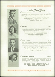 Page 10, 1945 Edition, Auburn High School - Cauldron Yearbook (Auburn, MA) online yearbook collection
