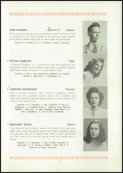 Page 11, 1945 Edition, Auburn High School - Cauldron Yearbook (Auburn, MA) online yearbook collection