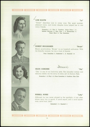 Page 12, 1945 Edition, Auburn High School - Cauldron Yearbook (Auburn, MA) online yearbook collection