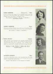 Page 13, 1945 Edition, Auburn High School - Cauldron Yearbook (Auburn, MA) online yearbook collection