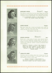 Page 14, 1945 Edition, Auburn High School - Cauldron Yearbook (Auburn, MA) online yearbook collection