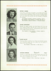 Page 16, 1945 Edition, Auburn High School - Cauldron Yearbook (Auburn, MA) online yearbook collection