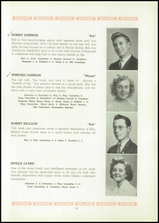 Page 17, 1945 Edition, Auburn High School - Cauldron Yearbook (Auburn, MA) online yearbook collection