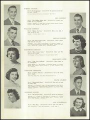 Page 10, 1950 Edition, Auburn High School - Cauldron Yearbook (Auburn, MA) online yearbook collection