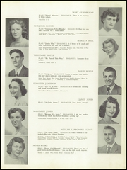 Page 11, 1950 Edition, Auburn High School - Cauldron Yearbook (Auburn, MA) online yearbook collection