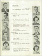 Page 12, 1950 Edition, Auburn High School - Cauldron Yearbook (Auburn, MA) online yearbook collection